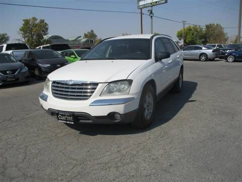 2005 Chrysler Pacifica for sale at Central Auto in South Salt Lake UT