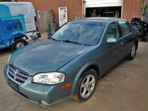 2001 Nissan Maxima for sale at East Coast Auto Source Inc. in Bedford VA
