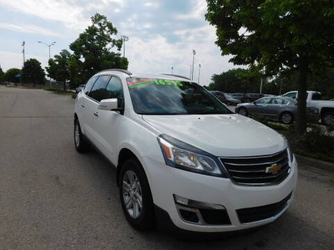 2014 Chevrolet Traverse for sale at Lot 31 Auto Sales in Kenosha WI