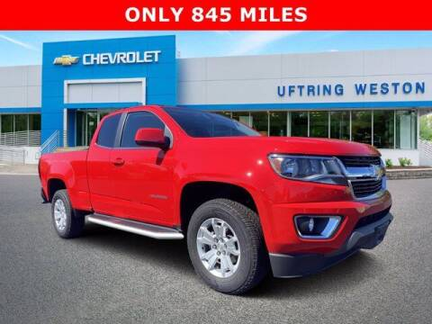 2019 Chevrolet Colorado for sale at Uftring Weston Pre-Owned Center in Peoria IL