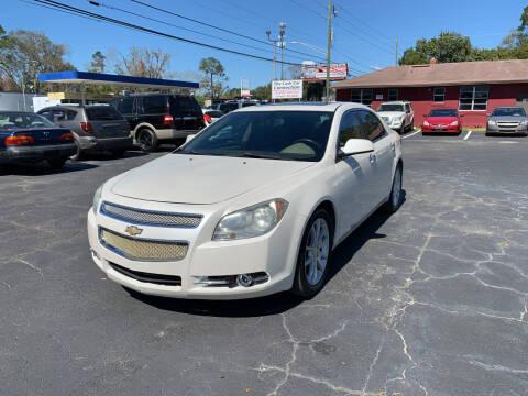 2010 Chevrolet Malibu for sale at Sam's Motor Group in Jacksonville FL