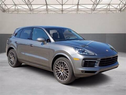 2020 Porsche Cayenne for sale at Gregg Orr Pre-Owned Shreveport in Shreveport LA