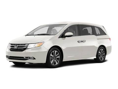 2017 Honda Odyssey for sale at Terry Lee Hyundai in Noblesville IN