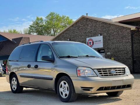 2005 Ford Freestar for sale at Big Man Motors in Farmington MN