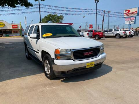 2005 GMC Yukon for sale at Russell Smith Auto in Fort Worth TX