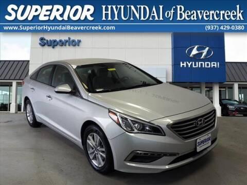 2015 Hyundai Sonata for sale at Superior Hyundai of Beaver Creek in Beavercreek OH