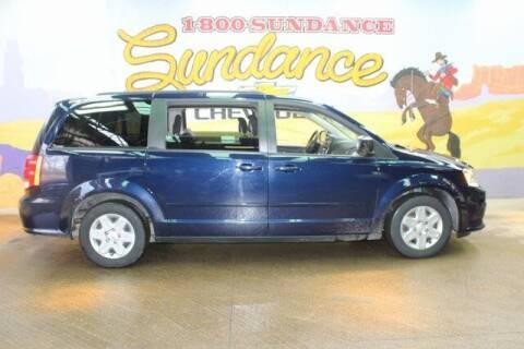 2013 Dodge Grand Caravan for sale at Sundance Chevrolet in Grand Ledge MI