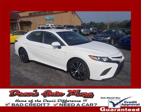 2019 Toyota Camry for sale at Dean's Auto Plaza in Hanover PA