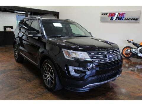 2016 Ford Explorer for sale at Driveline LLC in Jacksonville FL