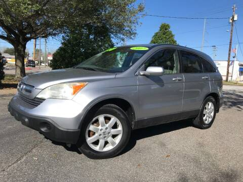2007 Honda CR-V for sale at Seaport Auto Sales in Wilmington NC