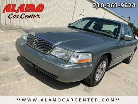 2005 Mercury Grand Marquis for sale at Alamo Car Center in San Antonio TX