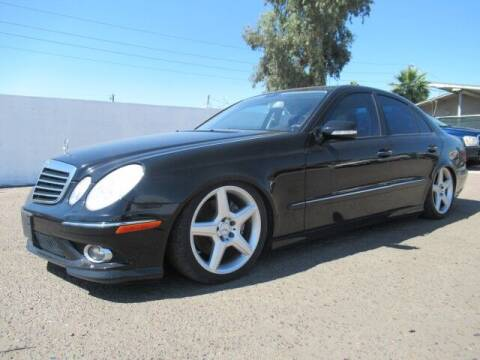 2009 Mercedes-Benz E-Class for sale at Curry's Cars Powered by Autohouse - Auto House Tempe in Tempe AZ