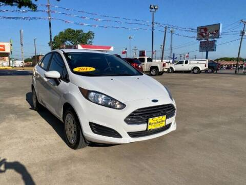 2017 Ford Fiesta for sale at Russell Smith Auto in Fort Worth TX