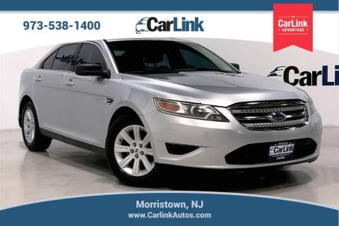 2012 Ford Taurus for sale at CarLink in Morristown NJ