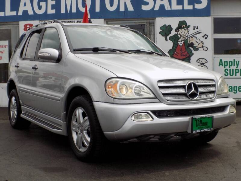 2005 Mercedes-Benz M-Class for sale in Buffalo, NY