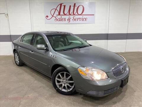 2007 Buick Lucerne for sale at Auto Sales & Service Wholesale in Indianapolis IN
