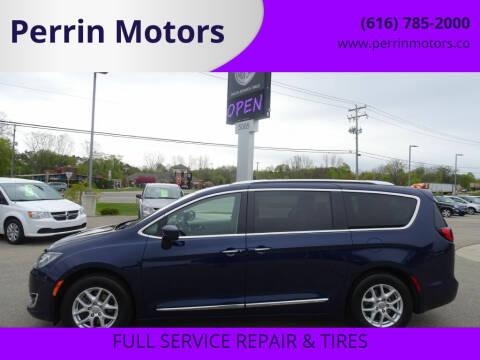 2020 Chrysler Pacifica for sale at Perrin Motors in Comstock Park MI