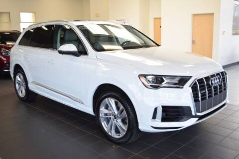 2021 Audi Q7 for sale at BMW OF NEWPORT in Middletown RI