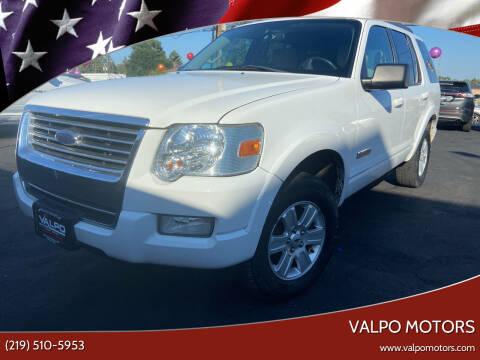 2008 Ford Explorer for sale at Valpo Motors in Valparaiso IN