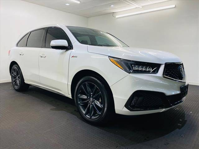 2020 Acura MDX for sale at Champagne Motor Car Company in Willimantic CT