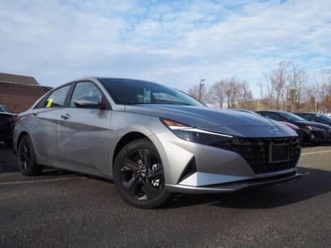 2021 Hyundai Elantra for sale at Mirak Hyundai in Arlington MA