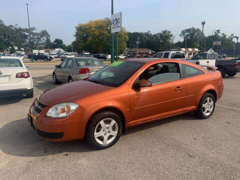 2007 Chevrolet Cobalt for sale at Peak Motors in Loves Park IL