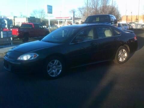 2013 Chevrolet Impala for sale at University Auto Sales Inc in Pocatello ID