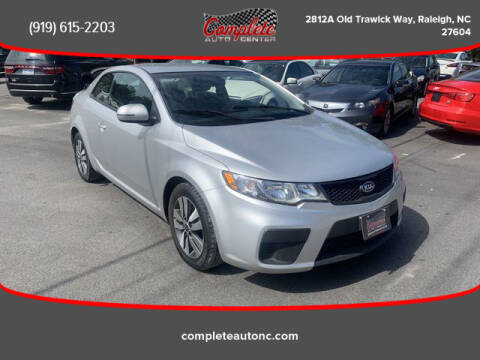 2013 Kia Forte Koup for sale at Complete Auto Center , Inc in Raleigh NC