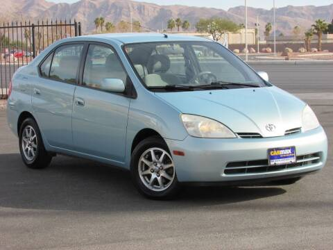 2003 Toyota Prius for sale at Best Auto Buy in Las Vegas NV