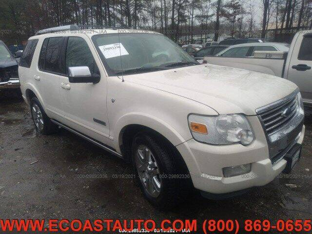 2007 Ford Explorer for sale at East Coast Auto Source Inc. in Bedford VA