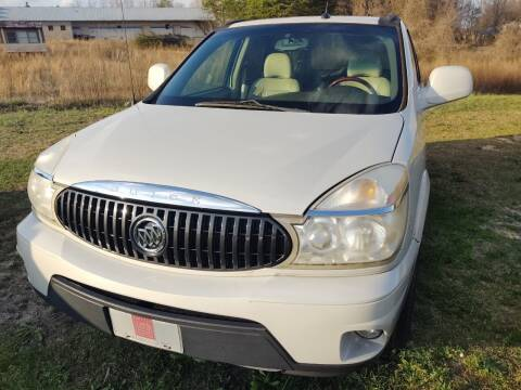 2007 Buick Rendezvous for sale at Lanier Motor Company in Lexington NC