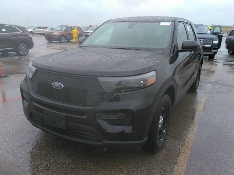 2021 Ford Explorer for sale at Government Fleet Sales in Kansas City MO