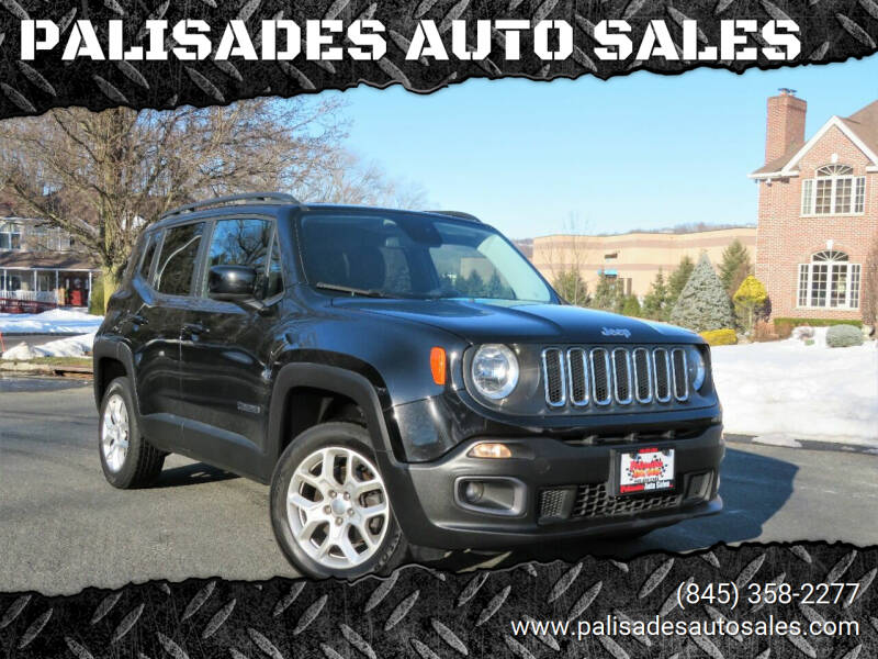 2017 Jeep Renegade for sale at PALISADES AUTO SALES in Nyack NY