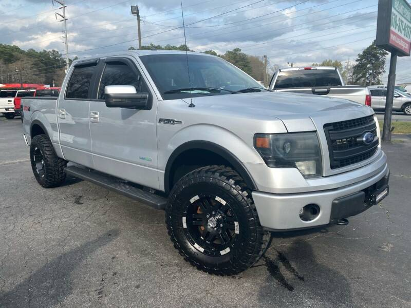 2013 Ford F-150 for sale at Lux Auto in Lawrenceville GA