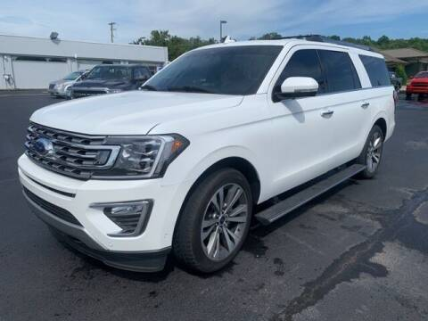 2020 Ford Expedition MAX for sale at Tim Short Auto Mall in Corbin KY