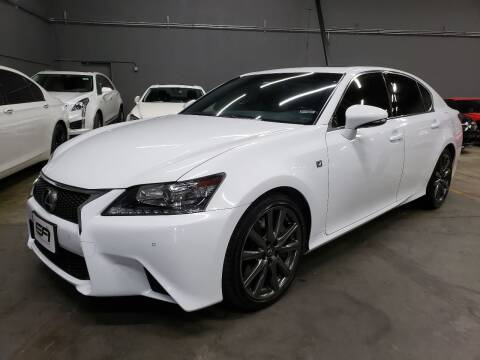 2014 Lexus GS 350 for sale at EA Motorgroup in Austin TX