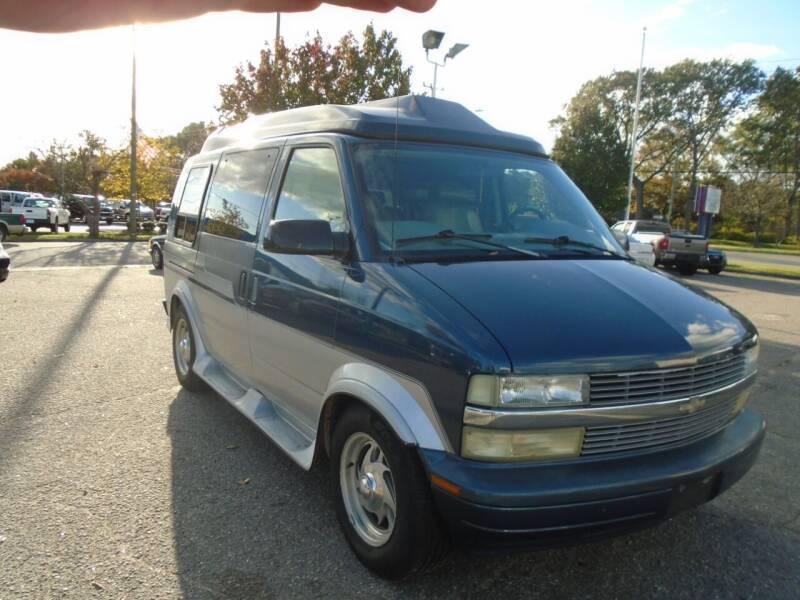 2004 Chevrolet Astro for sale at Premium Auto Brokers in Virginia Beach VA