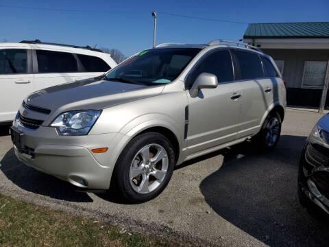 2014 Chevrolet Captiva Sport for sale at Pack's Peak Auto in Hillsboro OH