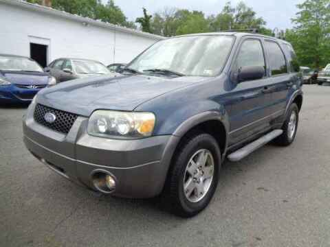 2005 Ford Escape for sale at Purcellville Motors in Purcellville VA