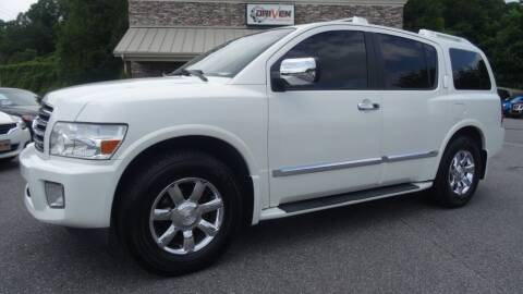 2006 Infiniti QX56 for sale at Driven Pre-Owned in Lenoir NC