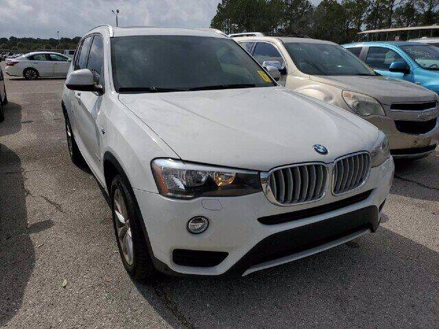 2016 BMW X3 for sale at Hickory Used Car Superstore in Hickory NC