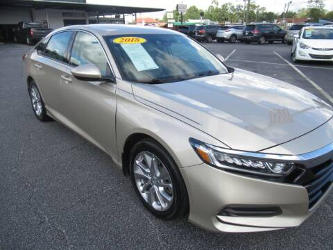 2018 Honda Accord for sale at Maluda Auto Sales in Valdosta GA