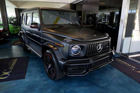 2019 Mercedes-Benz G-Class for sale at OC Autosource in Costa Mesa CA