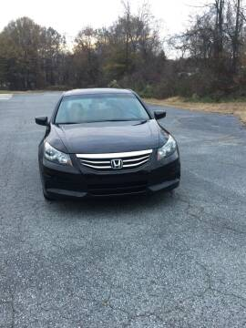 2011 Honda Accord for sale at Speed Auto Mall in Greensboro NC
