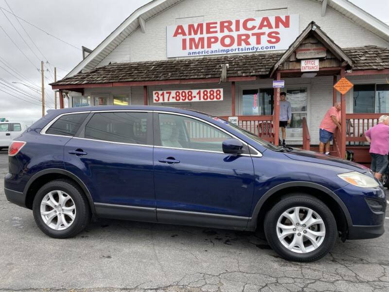 2012 Mazda CX-9 for sale at American Imports INC in Indianapolis IN