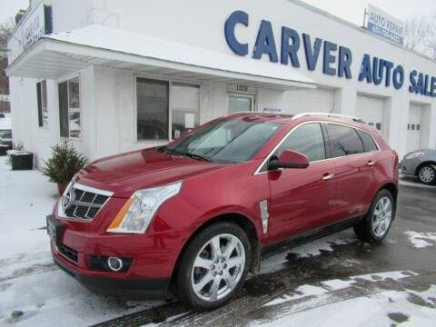 2011 Cadillac SRX for sale at Carver Auto Sales in Saint Paul MN