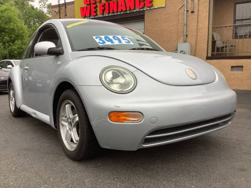 2003 Volkswagen New Beetle for sale at Active Auto Sales Inc in Philadelphia PA