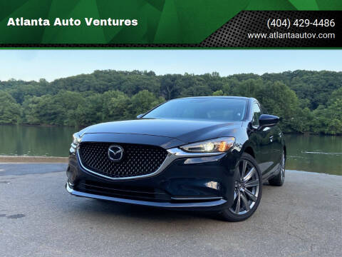 2020 Mazda MAZDA6 for sale at Atlanta Auto Ventures in Roswell GA