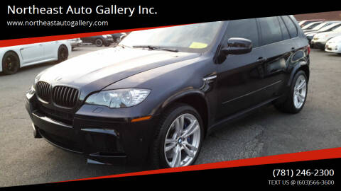 2013 BMW X5 M for sale at Northeast Auto Gallery Inc. in Wakefield Ma MA