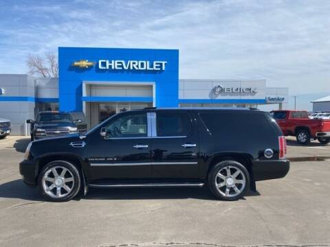 2008 Cadillac Escalade ESV for sale at Finley Motors in Finley ND